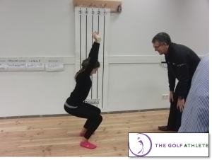 Golf Physical Assessment